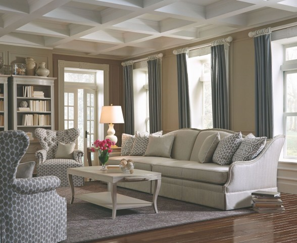 Ava Grey Sectional
