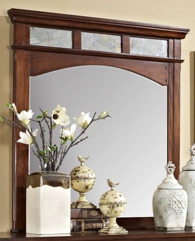 Madera African Chestnut Mirror