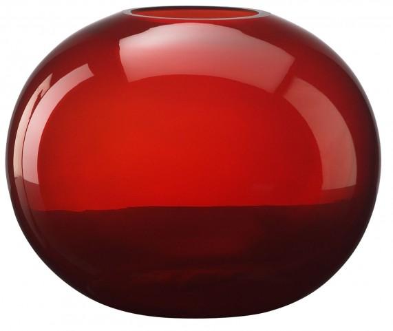 Red Pod Large Vase