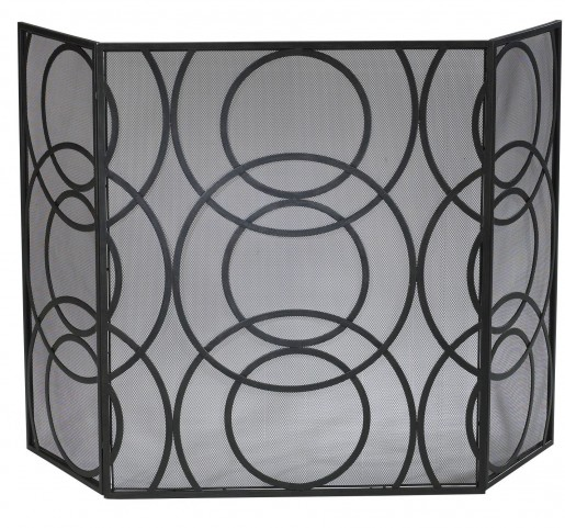 Orb Fire Screen