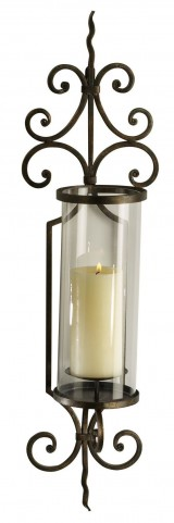 Pavillion Wall Candle Holder