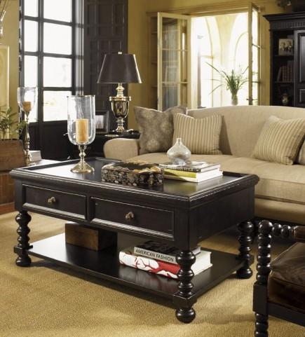 Kingstown Rich Tamarind Explorer Occasional Table Set