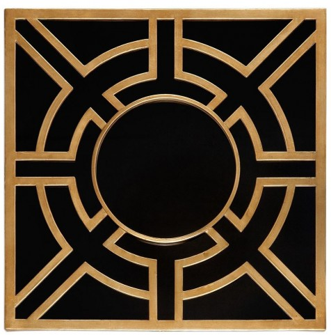 Abramo Gold Wall Art