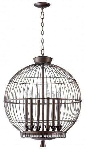 Hendricks Birdcage Pendant