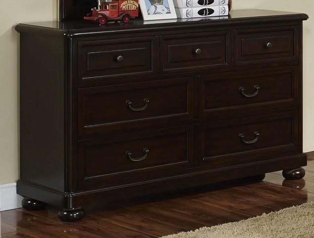 Canyon Ridge African Chestnut Youth Dresser