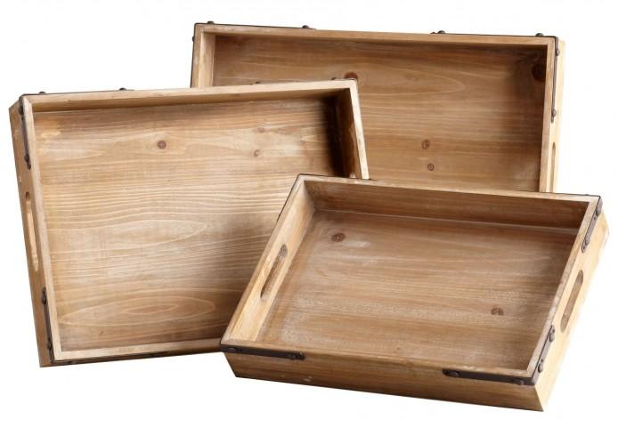 Staton Trays Set of 3
