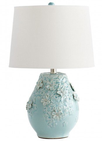 Eire Brown Shade Table Lamp