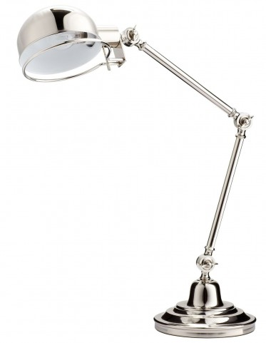 Pixor Chrome Table Lamp