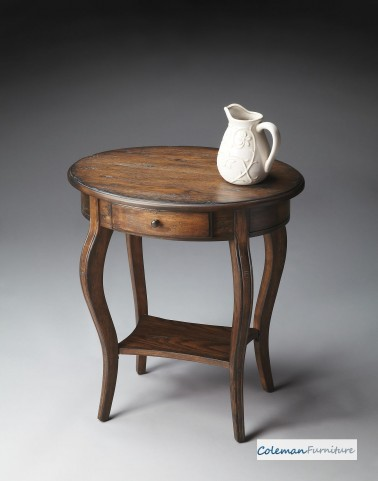 Praline Oval Accent Table