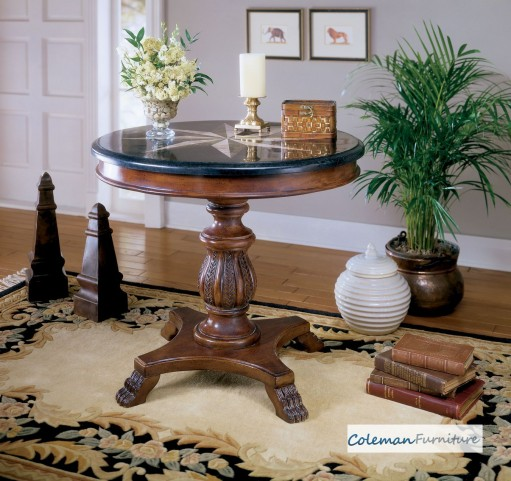 Heritage 0545070 Accent Hall Table