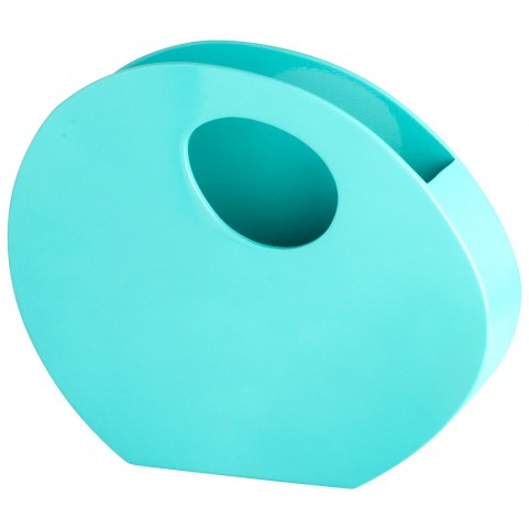 Mulholland Turquoise Lacquer Container