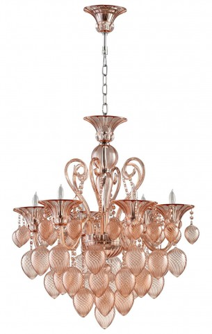 Lighting Blush Chandelier