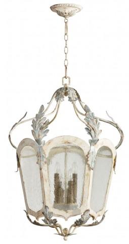 Chantal Floral 6 Light Pendant