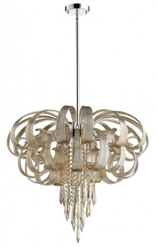 Cindy Lou Who Large Chandelier