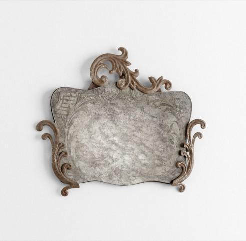Morgana Rustic Mirror