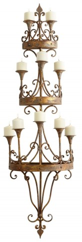 Eastnor Wall Candleholder