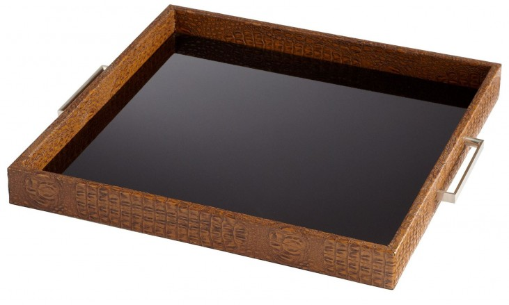 Crocodile Large Tray