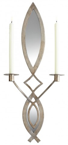 Exclamation Wall Candleholder