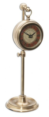 Pocket Watch Brass Thuret