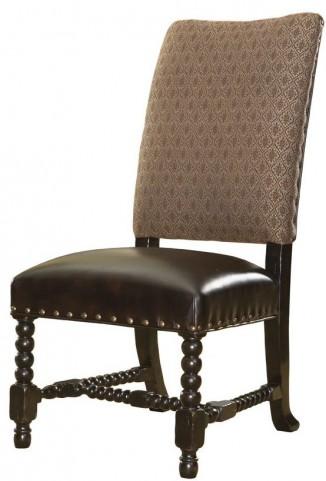 Kingstown Rich Tamarind Edwards Side Chair