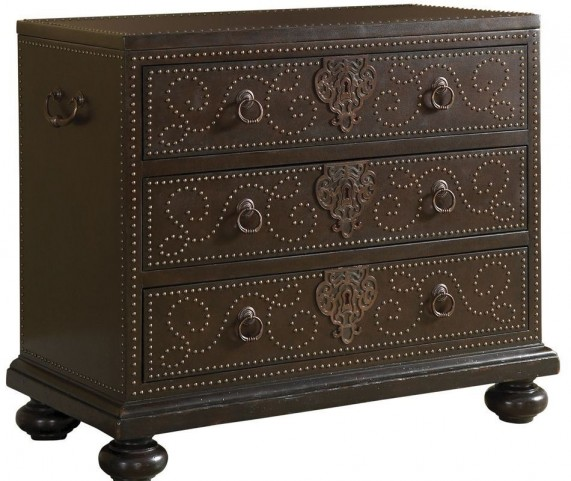 Kingstown Rich Tamarind Tortola Chest
