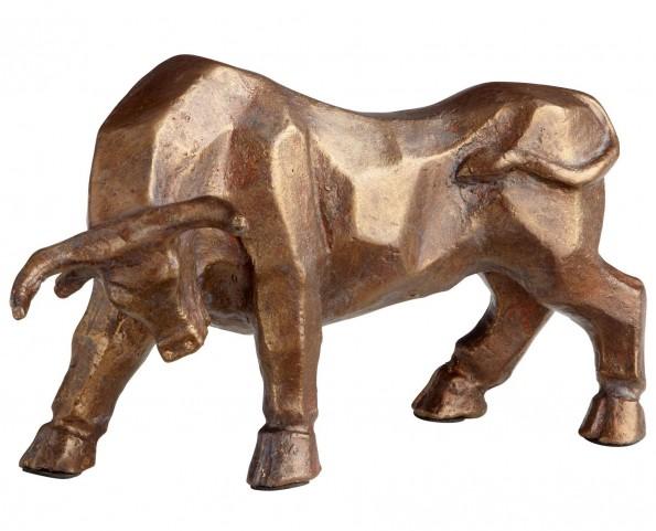 Raging Bull Sculpture