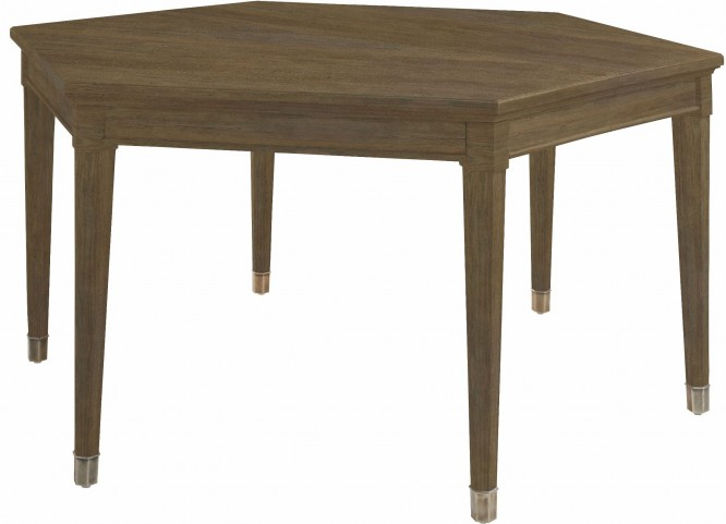 Coastal Living Resort Deck Soledad Promenade Leg Dining Table