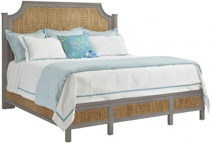 Coastal Living Resort Morning Fog Water Meadow Queen Woven Bed