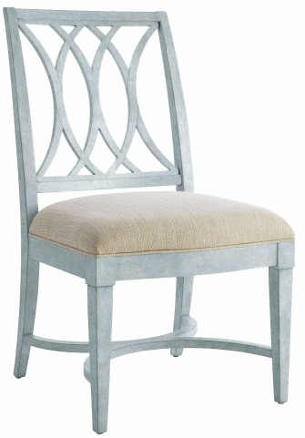 Coastal Living Resort Sea Salt Heritage Coast Side Chair