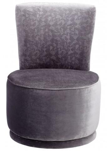 Apostrophe Silver Chair
