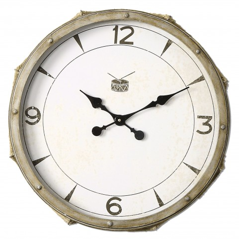 Rope Snare Clock