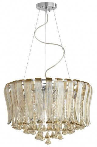 Olivia 8 Light Pendant