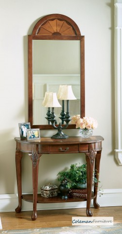 Plantation Cherry 653024 Console Table