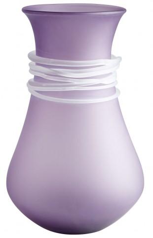 Purple Rain Large Vase