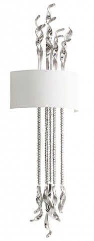 Islet Chrome Wall Sconce