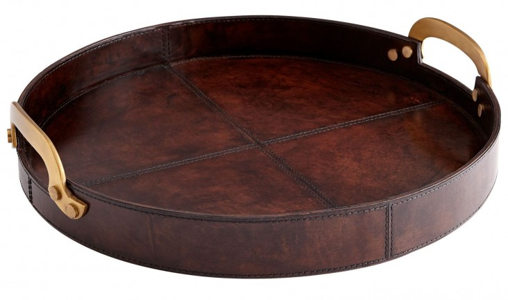 Bryant Brown Small Tray