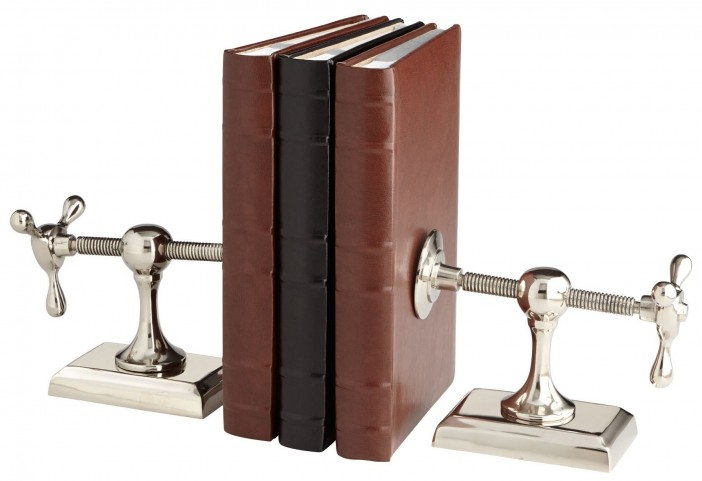 Hot & Cold Bookends