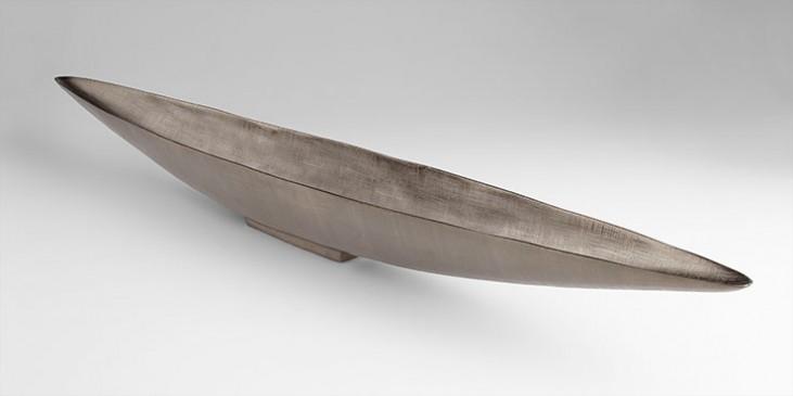 Gondola Textured Bronze Large Tray