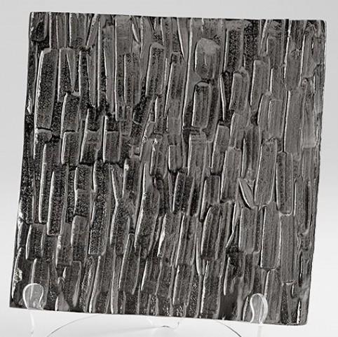 Cobblestone Textured Bronze Small Tray