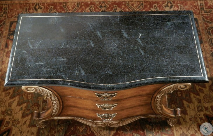 Fossil Stone Chest