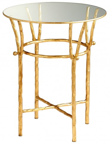 Argent Side Table