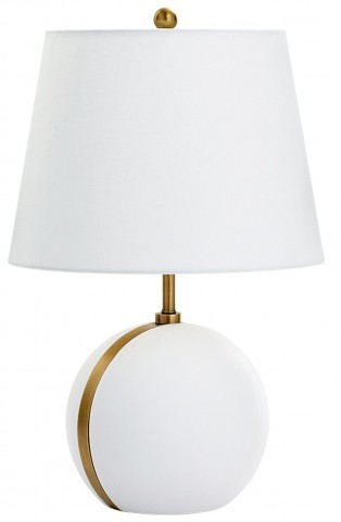Snow Moon Table Lamp