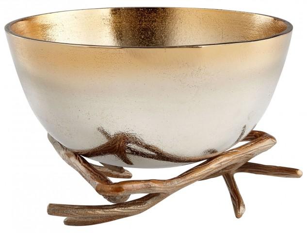Large Antler Anchored Bowl