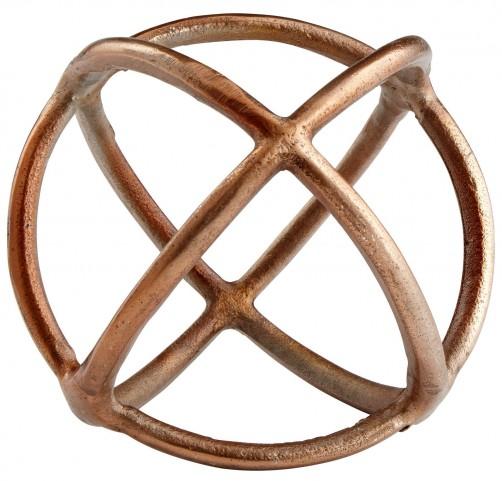 Medium Copper Jacks in Orbit Filler