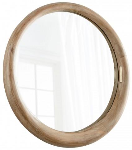 Swedish Grey Don't be Square Mirror