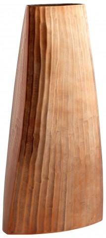 Large Galeras Copper Vase
