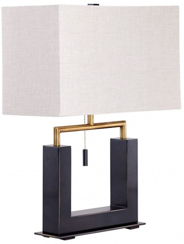08518-1 Lighting CFL Table Lamp