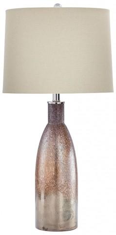 08526-1 Brown Lighting CFL Table Lamp