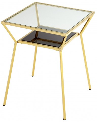 Arabella Brass Table