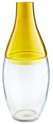 Large Mellow Yellow Vase
